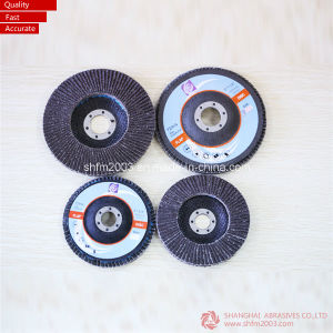 Ceramic & Zirconia Abrasive Flap Disc for Grinding (Professional Manufacturer) pictures & photos