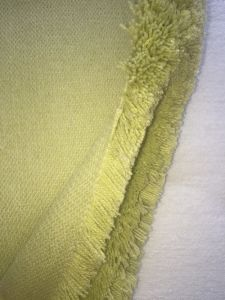 Senhe 1000GSM 18mm Green Fabric pictures & photos