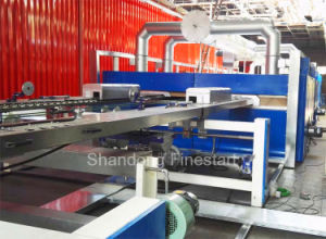 After Weaving or Knitting Process, Finishing Textile Machine of Heat-Setting Stenter Will Be Used pictures & photos