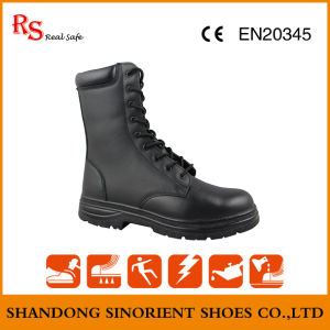 High Glossy American Military Boots Snf568 pictures & photos