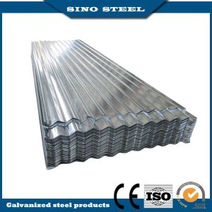 Full Hard Z80 Zinc Coated Hot Dipped Corrugated Steel Roofing Sheet pictures & photos