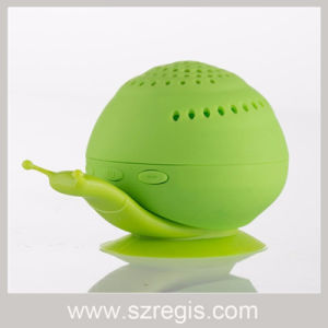 Sport Portable Snail Phone Holder Bluetooth Speaker pictures & photos