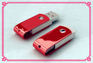 Swivel Metal USB