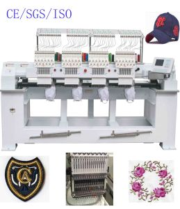High Speed Embroidery Machine with Multi-Heads
