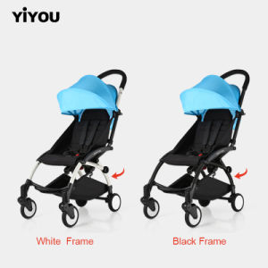 Foldable Aluminum Alloy Lightweight Stroller with En1888 pictures & photos