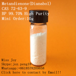 Dianabol Muscle Building Steroid Powder Dbol Methandrostenolone Methandienone D-Bol pictures & photos