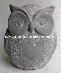 Owl Crafts of Garden Ornament pictures & photos
