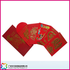 Eastern Style Deluxe Gold Stamping Promotion Envelope /Stationery (XC-8-010) pictures & photos