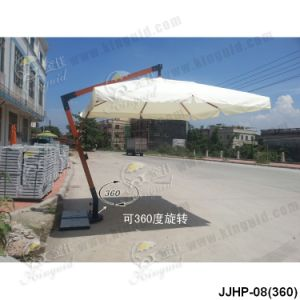 Hanging Pole Umbrella, Outdoor Umbrella (JJHP-08) pictures & photos
