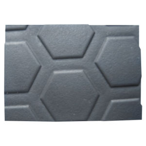 Skidproof Embossed Neoprene Sheet (NS-007) pictures & photos
