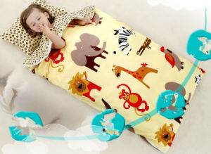 100% Cotton Printing Baby Sleeping Bag pictures & photos