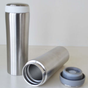 Stainless Steel Thermos Vacuum Flask with Logo Printing Dn-258 pictures & photos