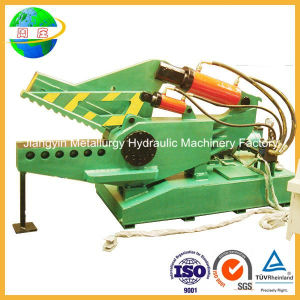Hydraulic Iron Metal Shear Machine for Sale (Q08-250) pictures & photos