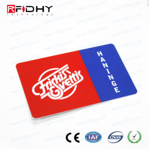 Fudan F11068 F08 Chip PVC Contactless RFID Smart Card pictures & photos