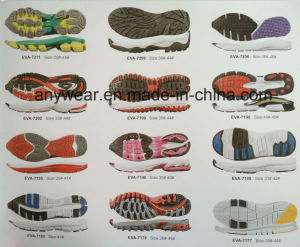 Phylon Soles Md PU EVA Shoes Outsole (EVA F 11-16) pictures & photos