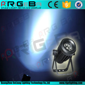 Professional New Design 9LEDs 3W Cool White Warm Whiteindoor LED PAR pictures & photos