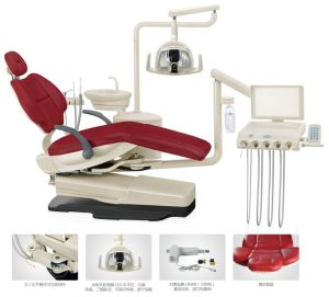 Left and Right Handed Dental Chair Low-Mounted pictures & photos
