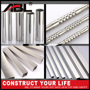 2015 Best Sell Stainless Steel 304/316 Pipe pictures & photos