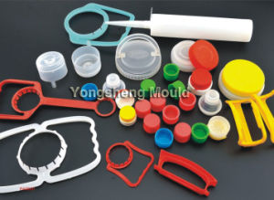 Plastic Injection Mineral Flip Cap Mould with Long Life (YS302) pictures & photos