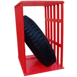 Tire Inflation Cage pictures & photos