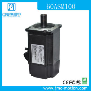 400W High Cost Performance AC Servo Motor 60asm400 pictures & photos