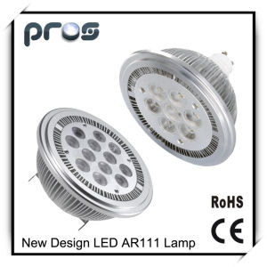 LED Decorative Spotlights High Power LED Spot Light G53 AR111 12W pictures & photos