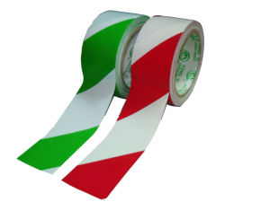 PVC Stripeed Tape pictures & photos