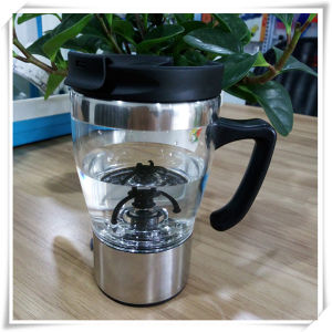2 AAA Stainless Steel Milk Shaker Cup (VK15026) pictures & photos