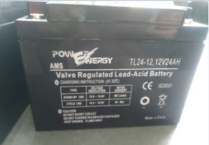 12V24ah UPS Battery pictures & photos