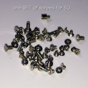 Brand New 100% Original Replacement Cellphone Screws Set for iPhone 5 pictures & photos