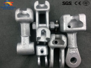Forged Hot DIP Galvanized Socket Clevis pictures & photos