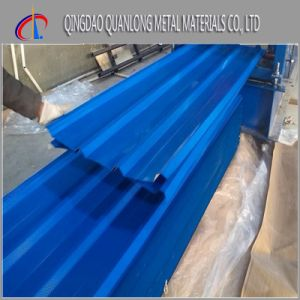 PPGI Prepainted Corruagted Steel Roofing Sheet pictures & photos
