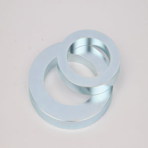 Segment Permanent Neodymium Magnets Arc Neodymium Magnet Coating NI pictures & photos