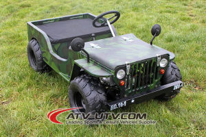 New 110cc Mini Jeep Willys pictures & photos