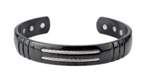 Pure Titanium Cross Health Care Germanium Energy Bracelet pictures & photos