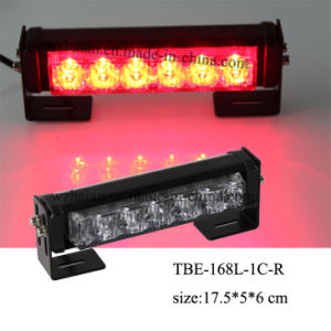 Auto Red LED Surface Mount Warning Light Bars (TBE-168L-1C-R) pictures & photos