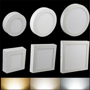 Square LED Ceiling Light 12W Surface Intallation pictures & photos