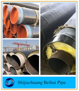 Carbon Steel Weld Pipe A106gr. B with Good Quality pictures & photos