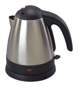 Brushed Stainless Steel Kettle 1L Electric Kettle With Trays pictures & photos