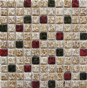 China Cheapest Mix and Match Stock Porcelain Mosaic pictures & photos