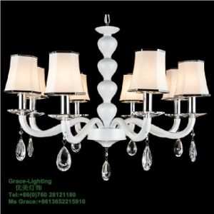 MOQ 1PC Hot Sale Crystal Chandelier in Stock (GD-175-8) pictures & photos