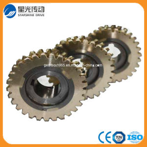 Worm Wheel (Kk Alloy Copper) for Helical Gearbox S Series pictures & photos
