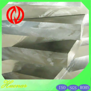 Pure Mg 99.90% Min to Mg 99.98% Max Magnesium Ingot pictures & photos
