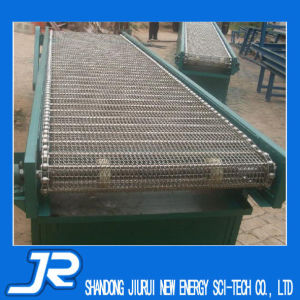 Eye Link Mesh Belt Conveyor for Cooling Equipment pictures & photos