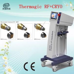 Beauty Salon Equipment Microneedle RF +Cryo Beauty Salon Equipment (MR18-2S) pictures & photos