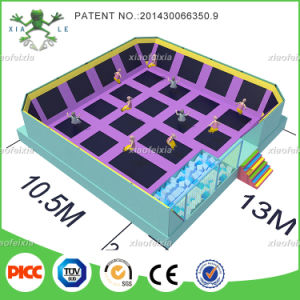 Popular Customized Made Trampolline Park pictures & photos