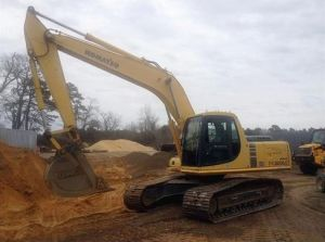 Komatsu PC200LC-6 Excavator