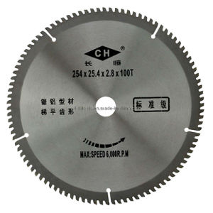 T. C. T Circular Saw Blade for Aluminium pictures & photos