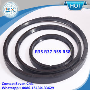 NBR Fabric Reinforced R35/R37 Radia Oil Seals pictures & photos