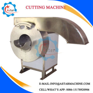 China Supplier Root Vegetables Potatoes Cutter Machine pictures & photos